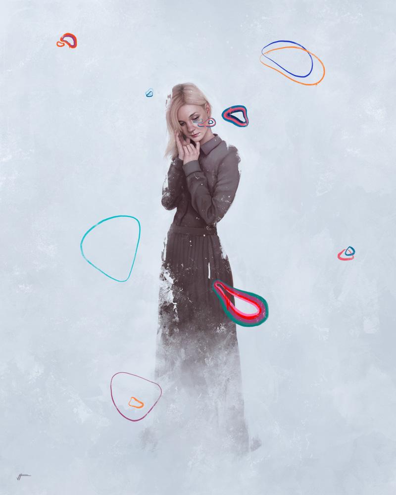 Цифровая живопись Валентина Фишера 5