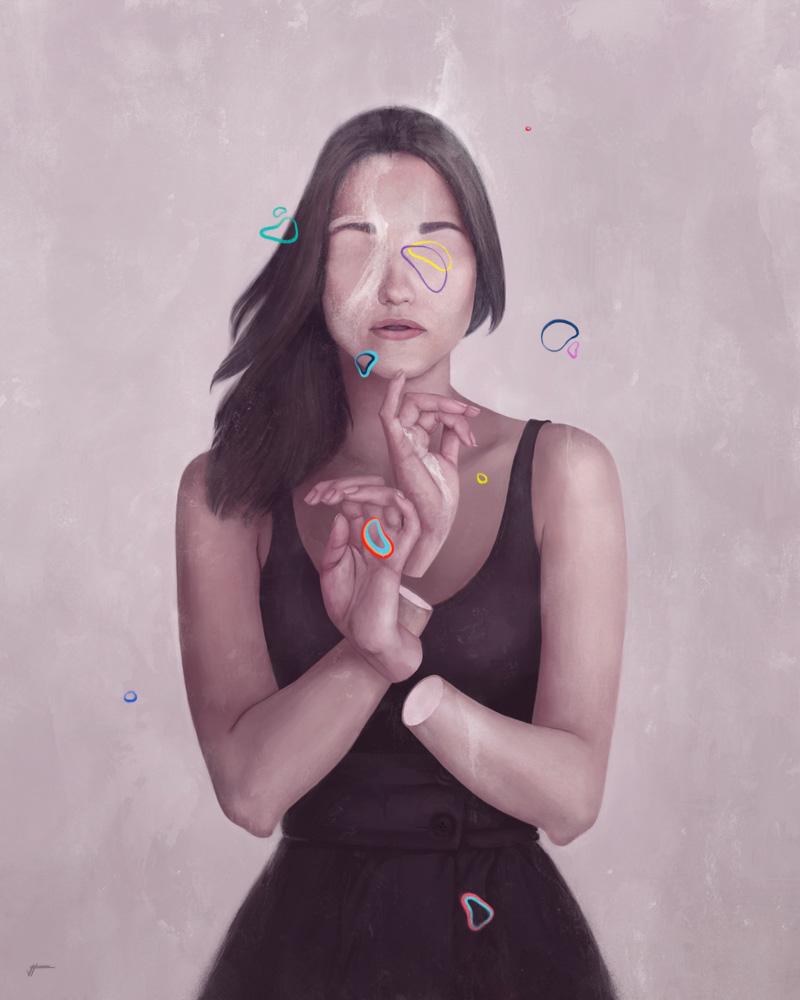 Цифровая живопись Валентина Фишера 6