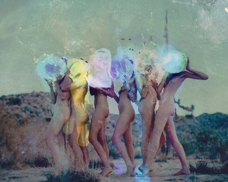 Красочная аналоговая фотография Дэвиса Айера 1