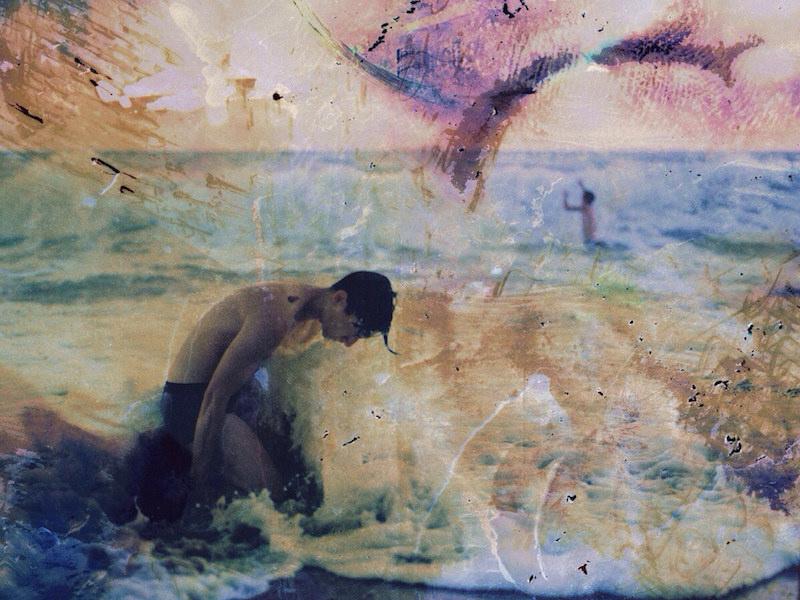 Красочная аналоговая фотография Дэвиса Айера 12