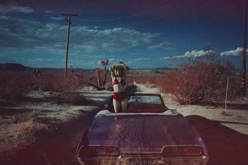 Красочная аналоговая фотография Дэвиса Айера 14