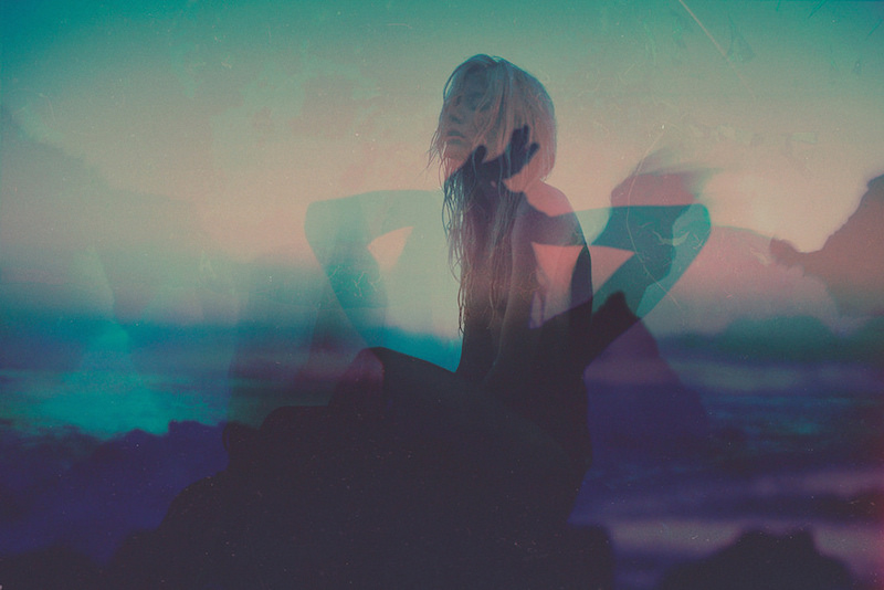 Красочная аналоговая фотография Дэвиса Айера 5