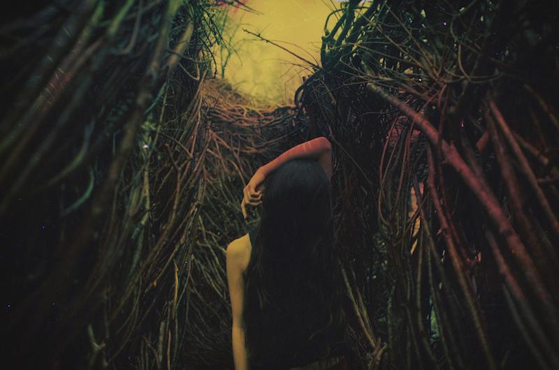 Красочная аналоговая фотография Дэвиса Айера 9