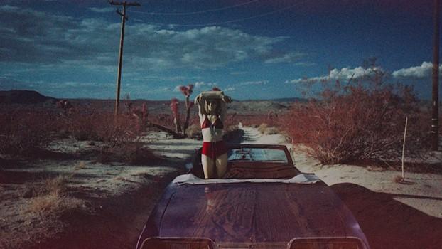 Красочная аналоговая фотография Дэвиса Айера