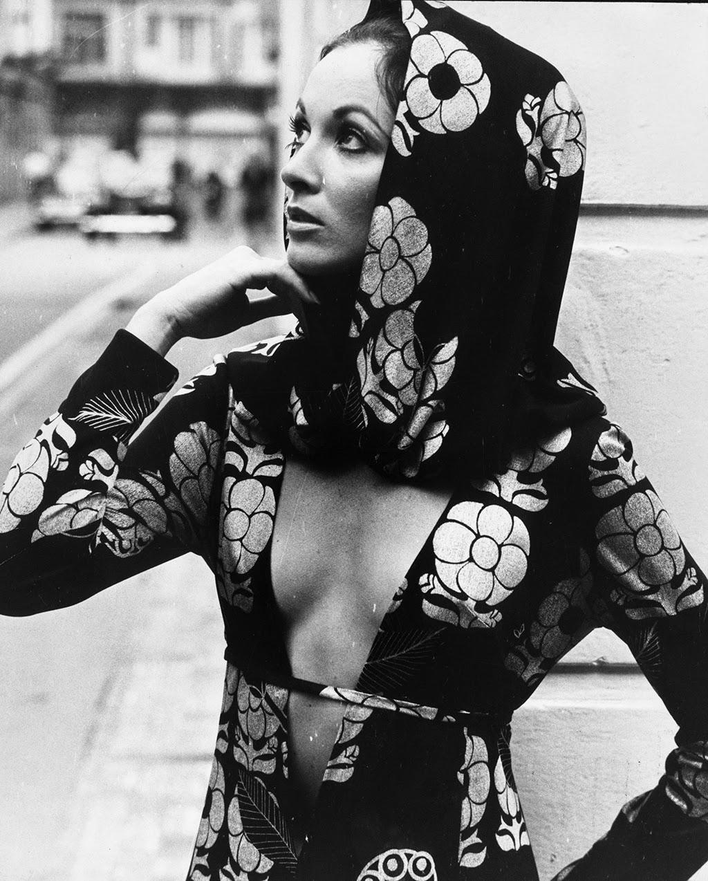 Мода 70-х. 20 фотографий, демонстрирующих красоту и стиль 1