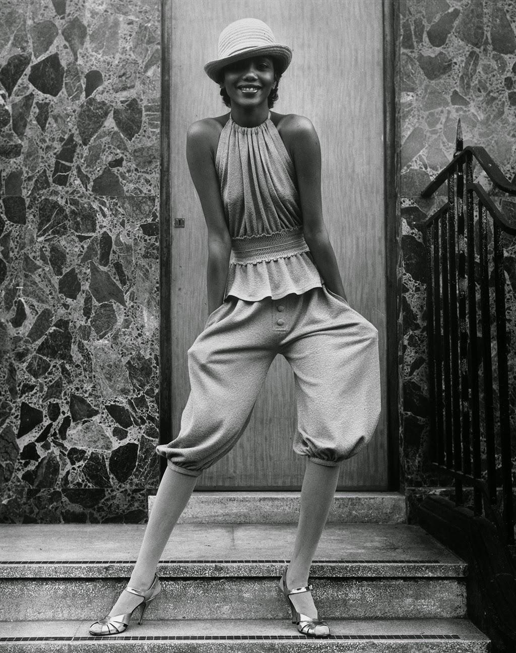 Мода 70-х. 20 фотографий, демонстрирующих красоту и стиль 12