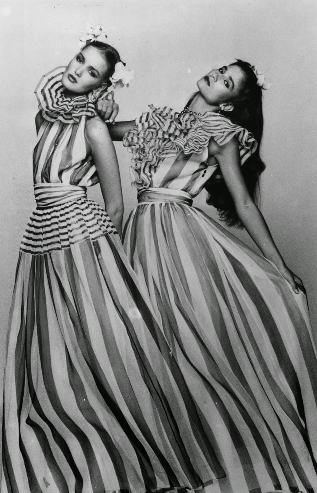 Мода 70-х. 20 фотографий, демонстрирующих красоту и стиль 15