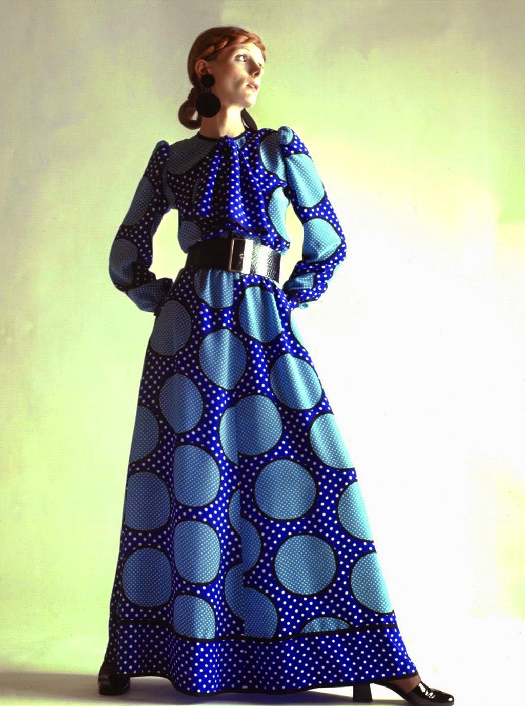 Мода 70-х. 20 фотографий, демонстрирующих красоту и стиль 18