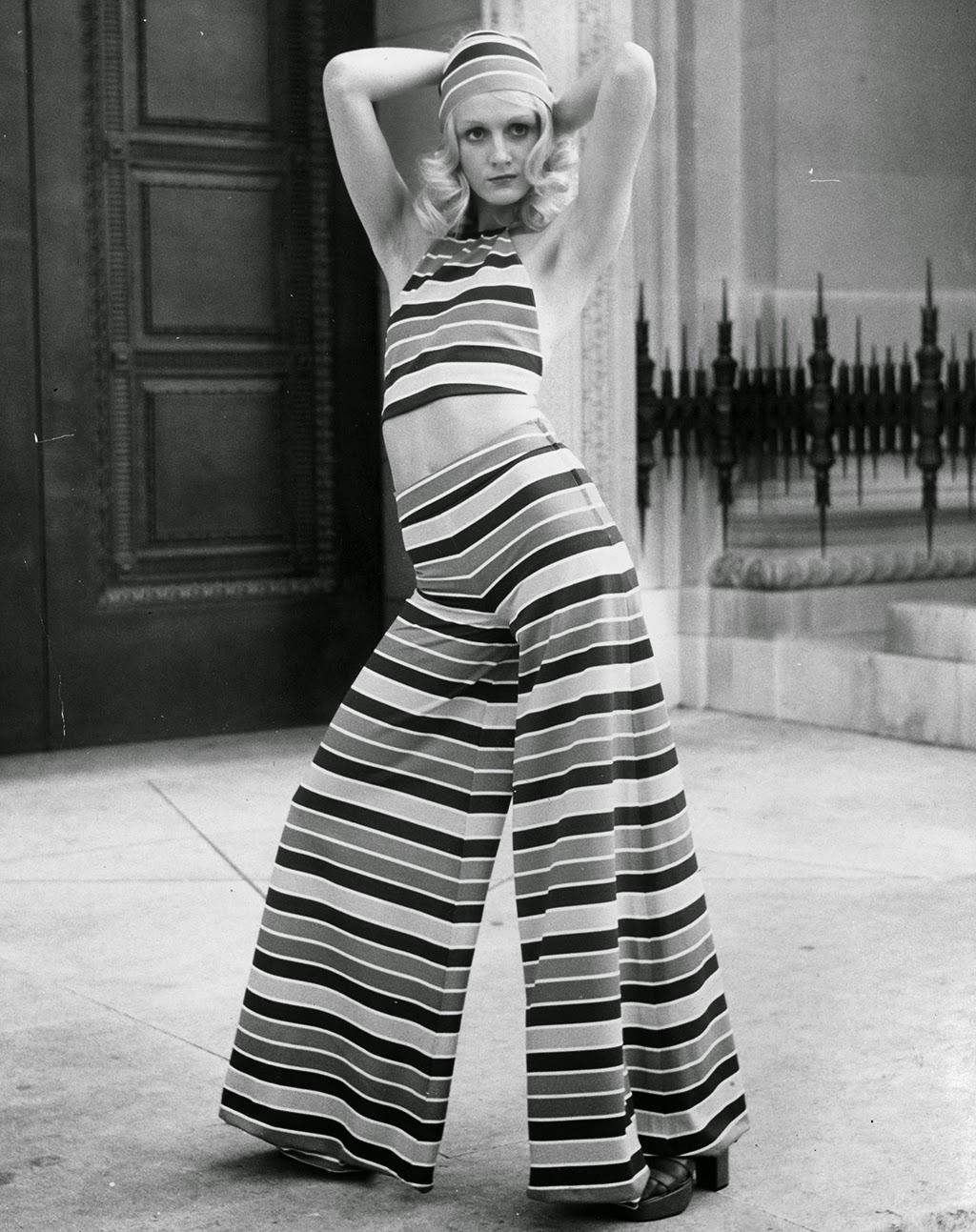 Мода 70-х. 20 фотографий, демонстрирующих красоту и стиль 19