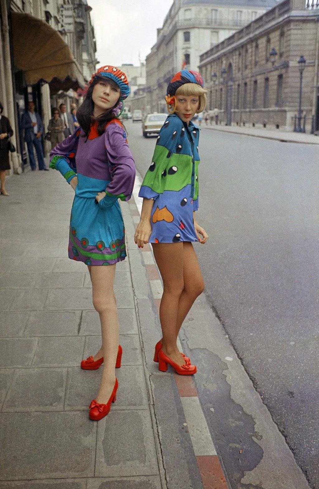 Мода 70-х. 20 фотографий, демонстрирующих красоту и стиль 3