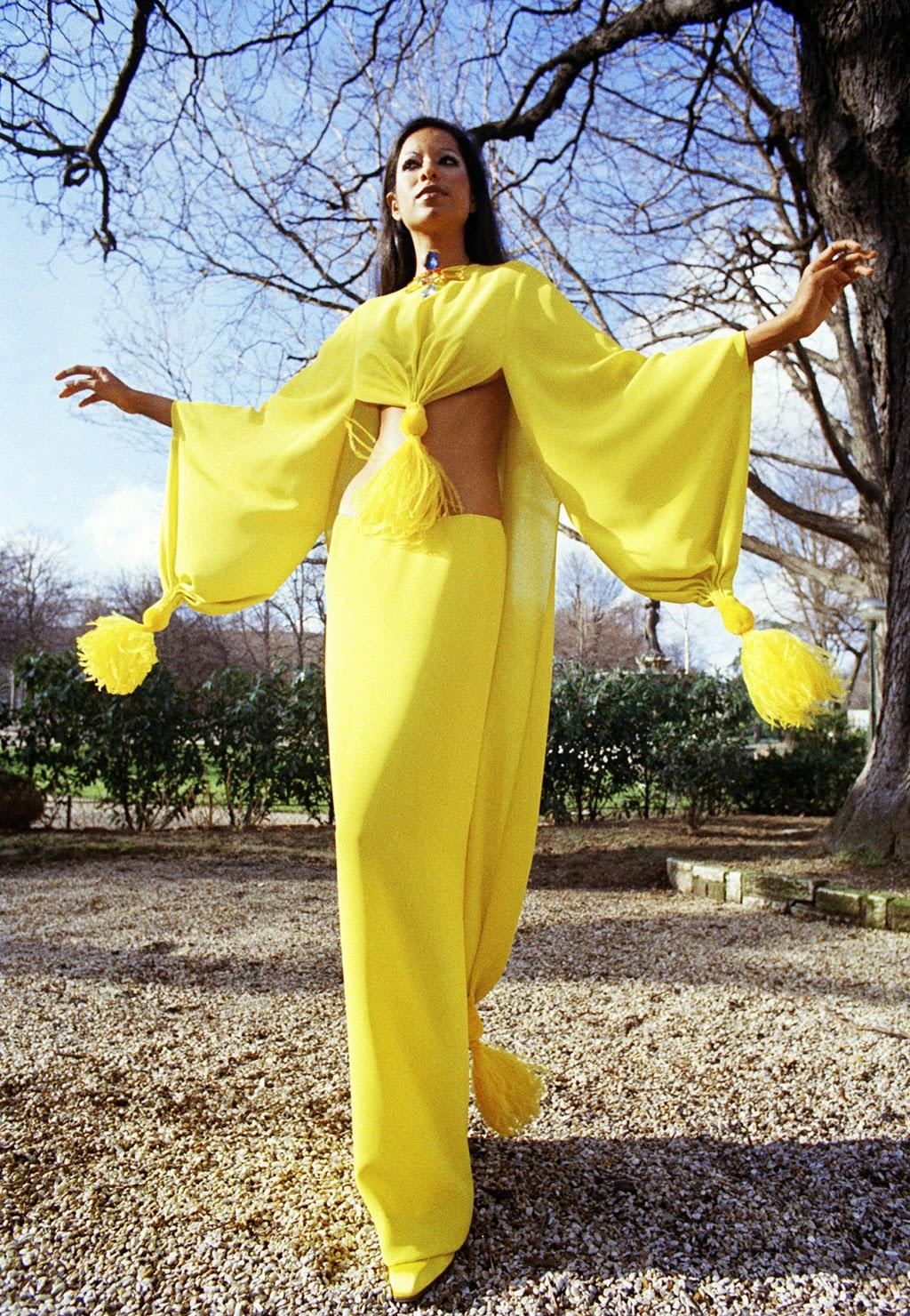 Мода 70-х. 20 фотографий, демонстрирующих красоту и стиль 5