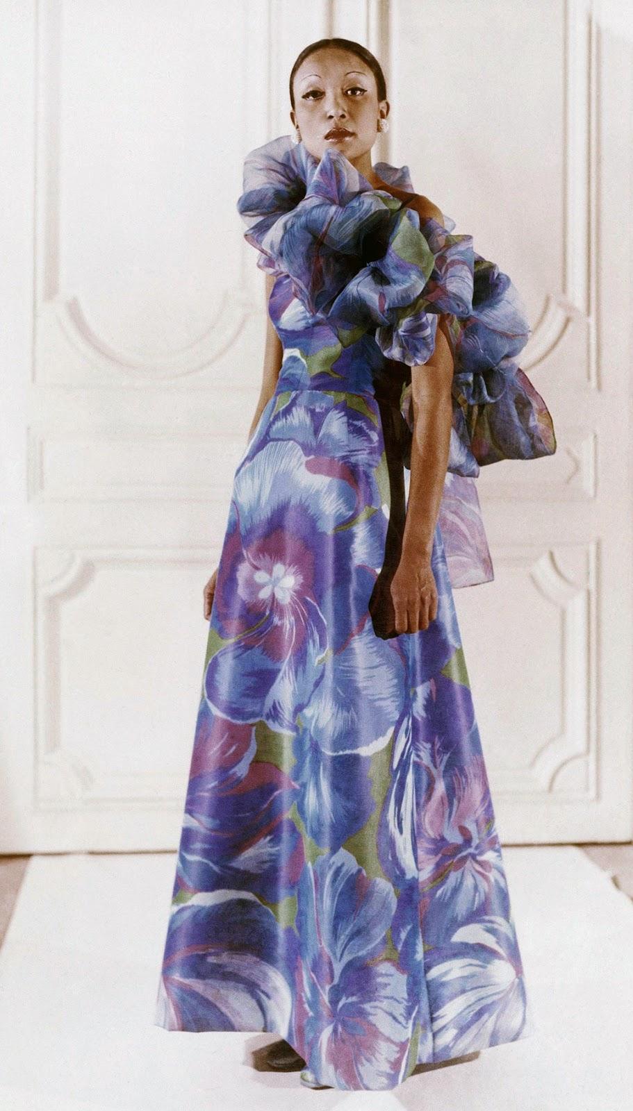 Мода 70-х. 20 фотографий, демонстрирующих красоту и стиль 9