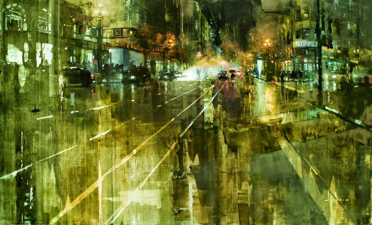 Яркие цвета реализма Джереми Манна 4