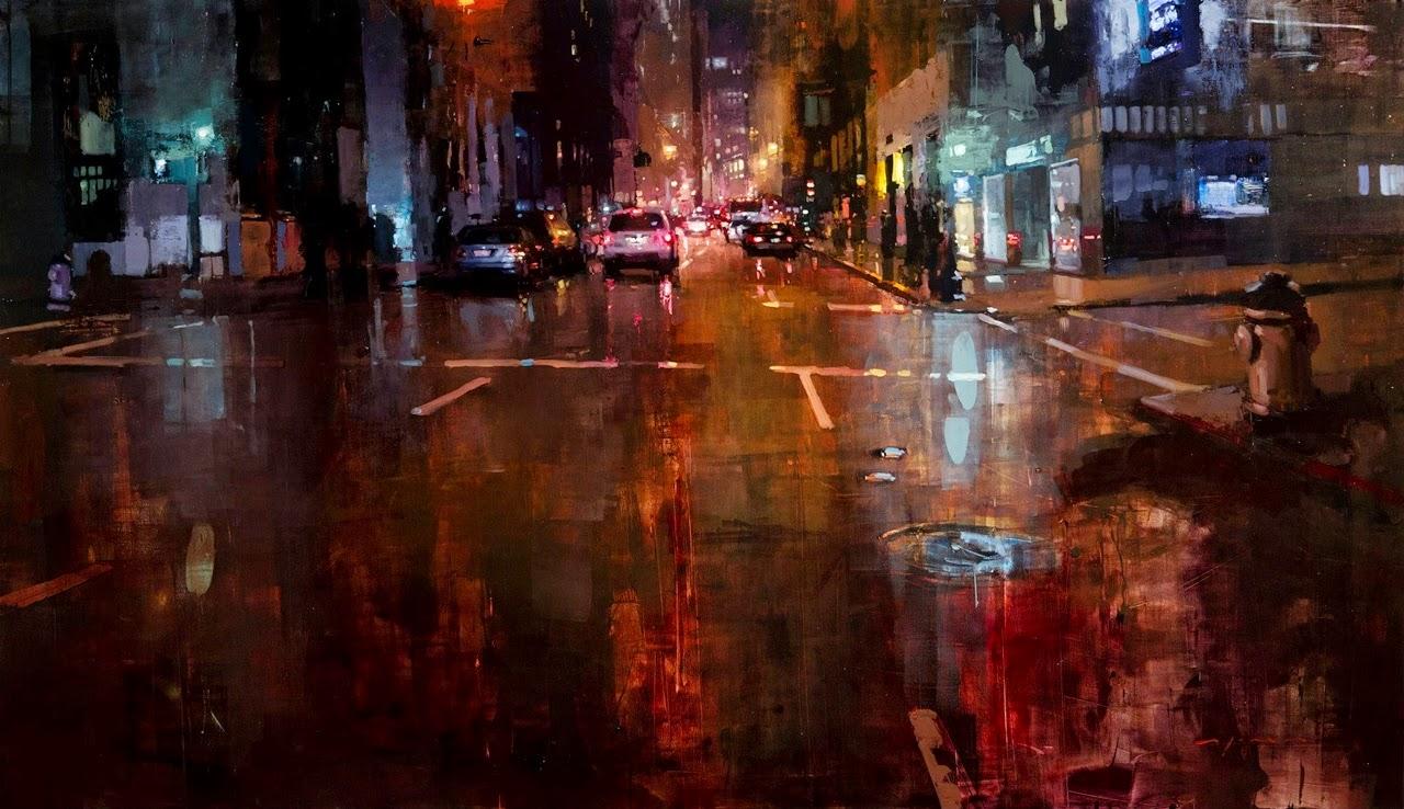 Яркие цвета реализма Джереми Манна 9