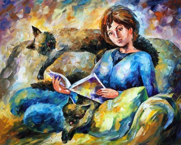 Леонид Афремов творческие искания 24