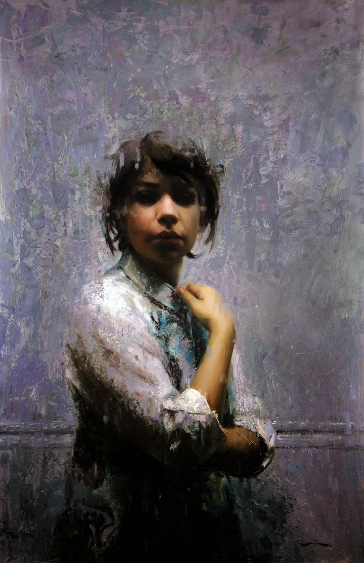 Мия Бержерон - темпераментный художник 14