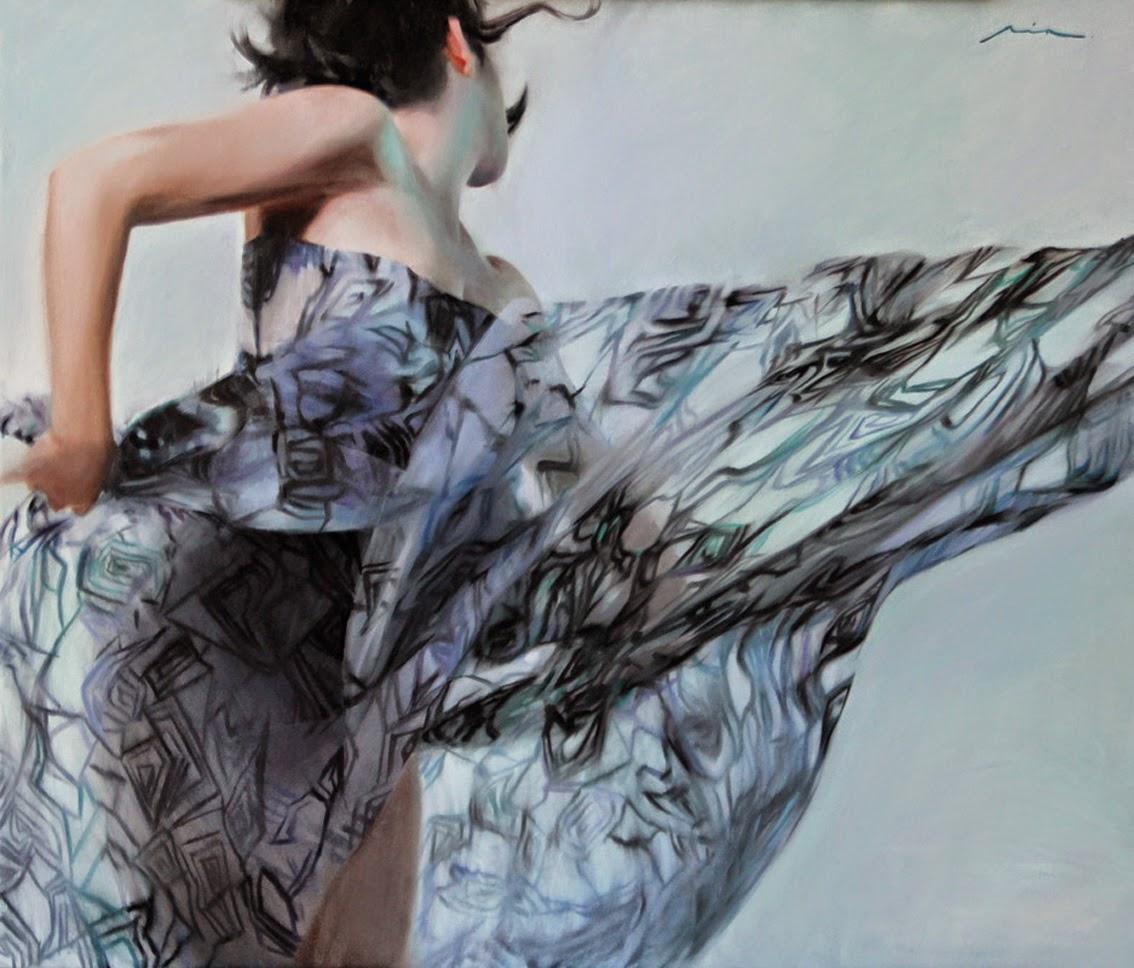 Мия Бержерон - темпераментный художник 16