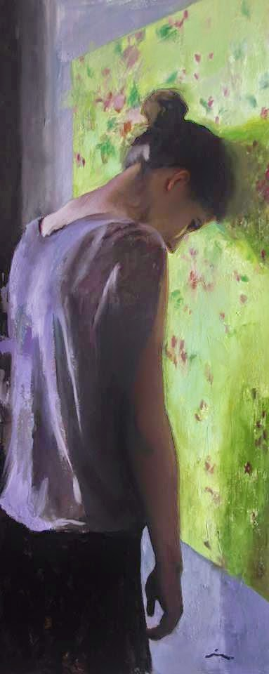 Мия Бержерон - темпераментный художник 2