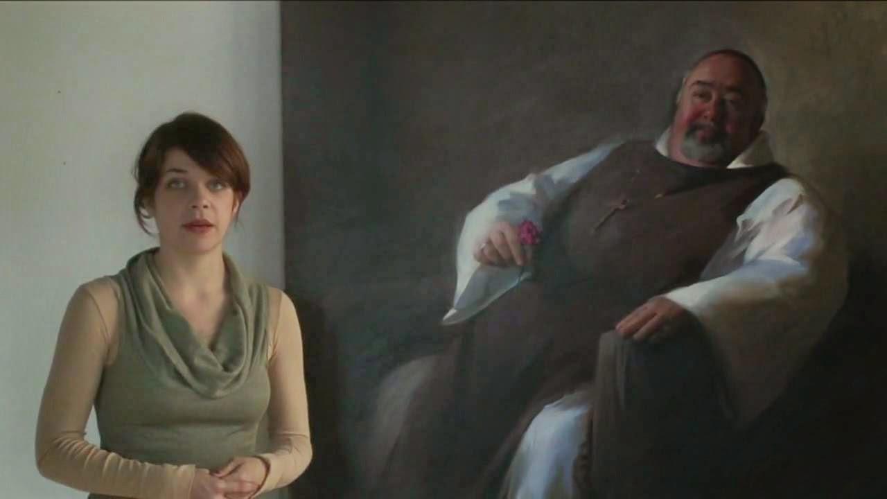Мия Бержерон - темпераментный художник 20