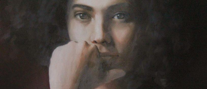 Мия Бержерон — темпераментный художник
