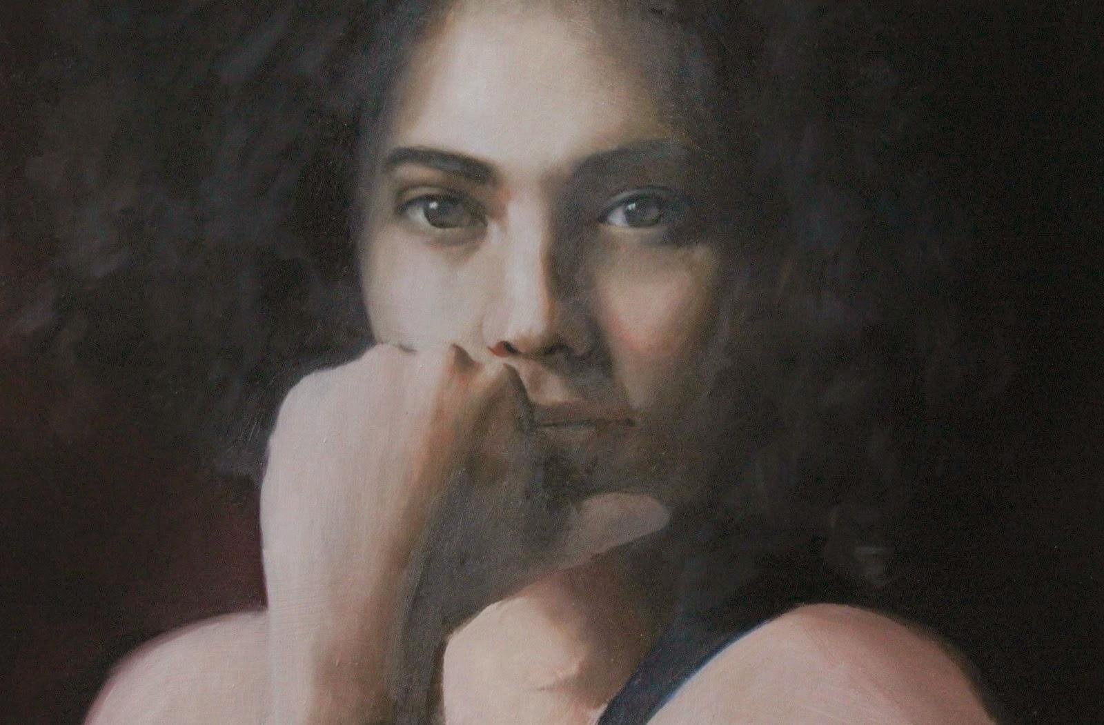 Мия Бержерон - темпераментный художник 21
