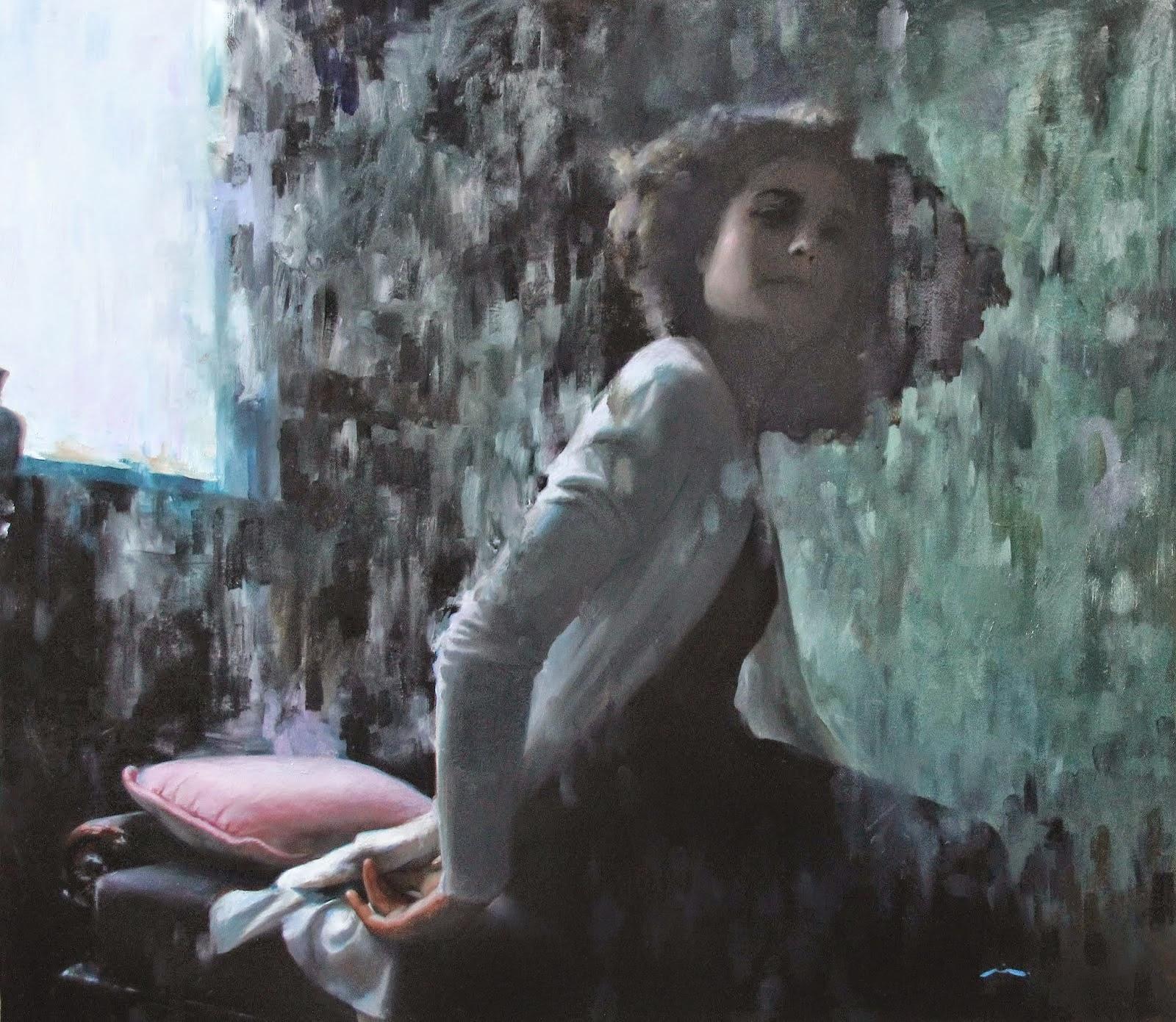 Мия Бержерон - темпераментный художник 22