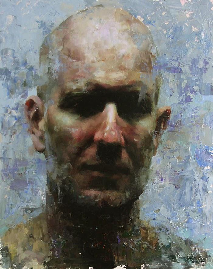 Мия Бержерон - темпераментный художник 25