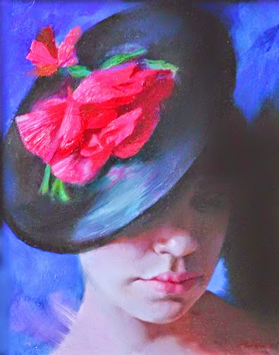 Мия Бержерон - темпераментный художник 3