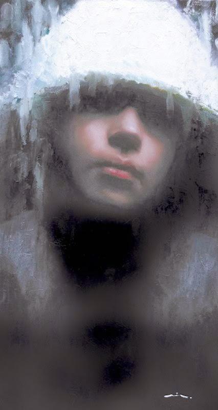 Мия Бержерон - темпераментный художник 5
