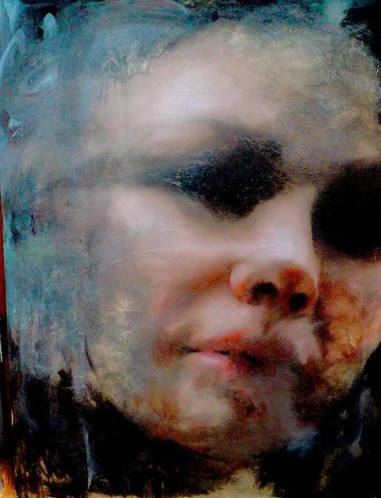 Мия Бержерон - темпераментный художник 9