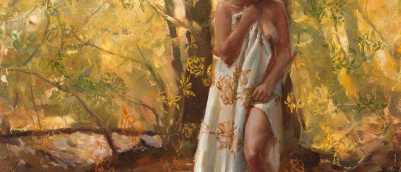Пленэрная живопись Серхио Лопеса