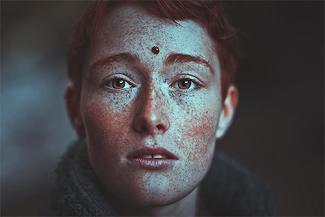 Серия психологических портретов от Тима Кавадини 1