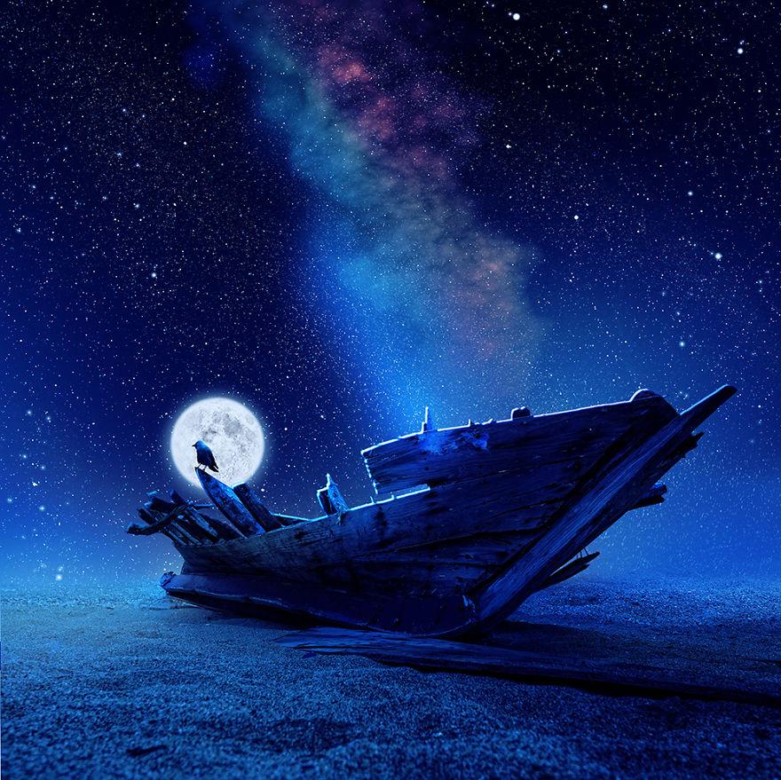 Спокойной ночи