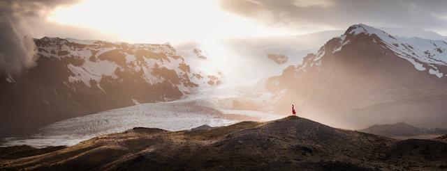 Великолепные пейзажи на снимках Элизабет Гэдд 1