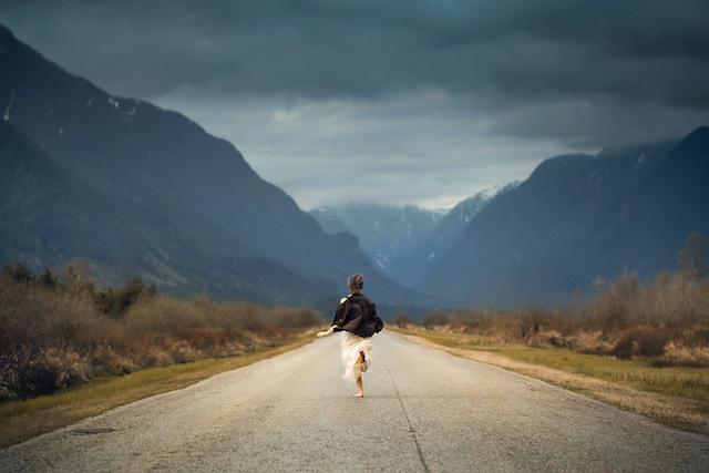 Великолепные пейзажи на снимках Элизабет Гэдд 11