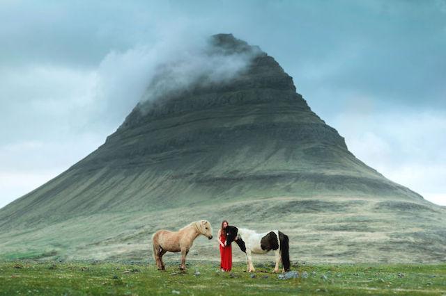 Великолепные пейзажи на снимках Элизабет Гэдд 12