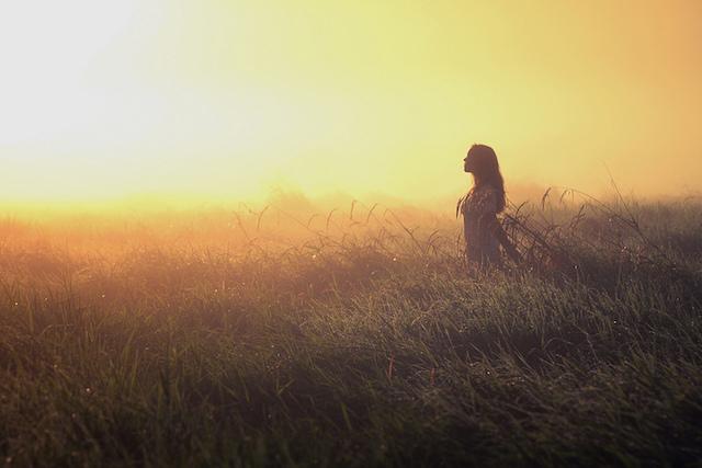 Великолепные пейзажи на снимках Элизабет Гэдд 13