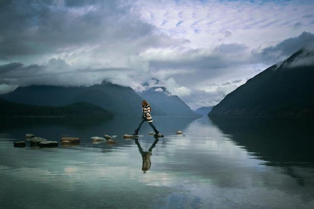 Великолепные пейзажи на снимках Элизабет Гэдд 14