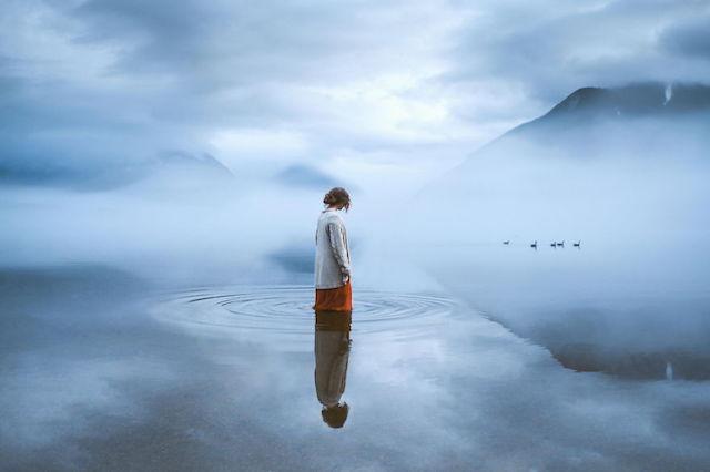 Великолепные пейзажи на снимках Элизабет Гэдд 2