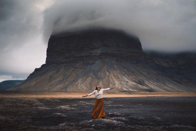 Великолепные пейзажи на снимках Элизабет Гэдд 6