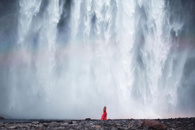Великолепные пейзажи на снимках Элизабет Гэдд 7