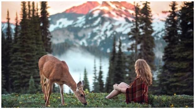 Великолепные пейзажи на снимках Элизабет Гэдд