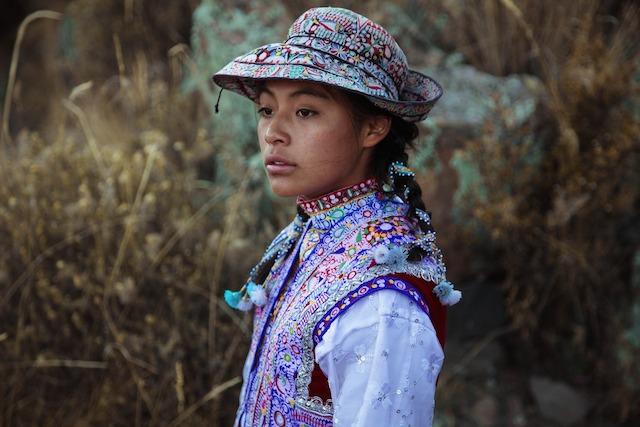 Кала из Колкавелли, Перу