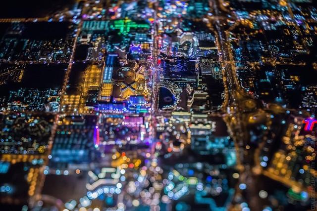 Лас-Вегас вид сверху2