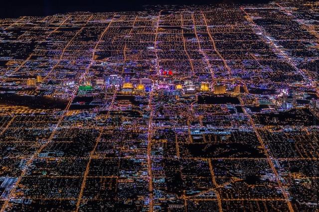 Лас-Вегас вид сверху3