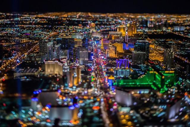 Лас-Вегас вид сверху4