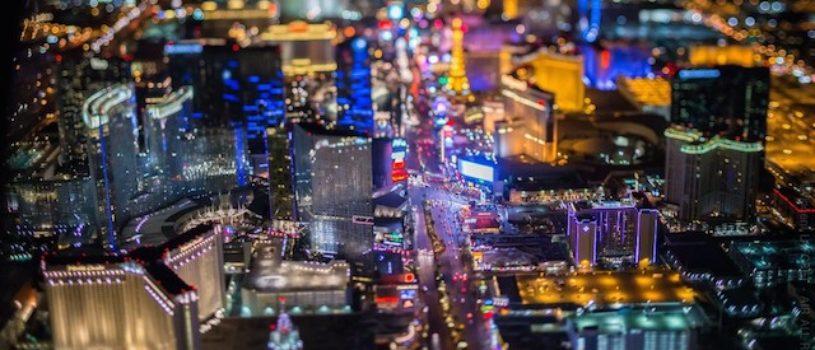 Лас-Вегас: вид сверху