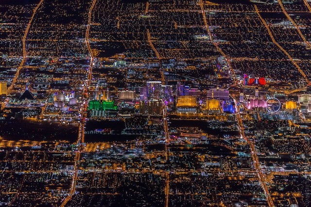 Лас-Вегас вид сверху7