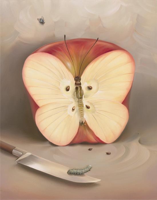 Бабочкояблоко