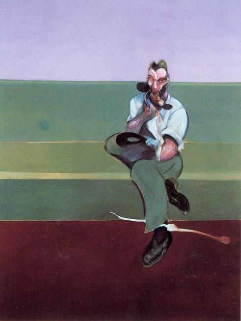 Фрэнсис Бэкон художник-абстракционист 11